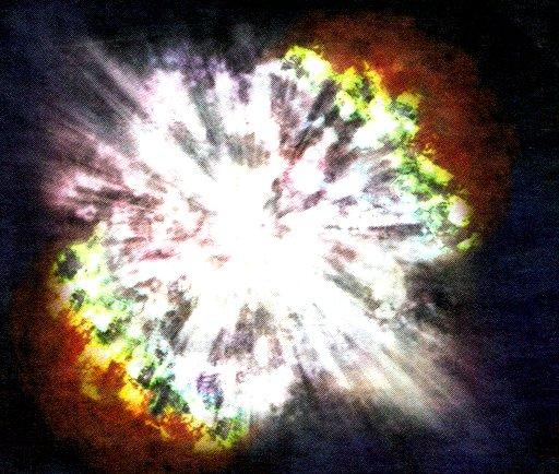 Supernova SN 2006gy